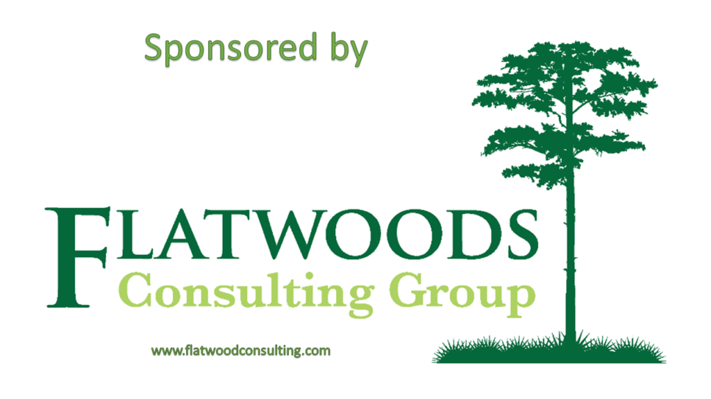 Sponsored by Flatwoods Consulting Group